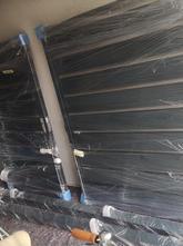 Sichtschutz Torflügel Innenansicht mit S