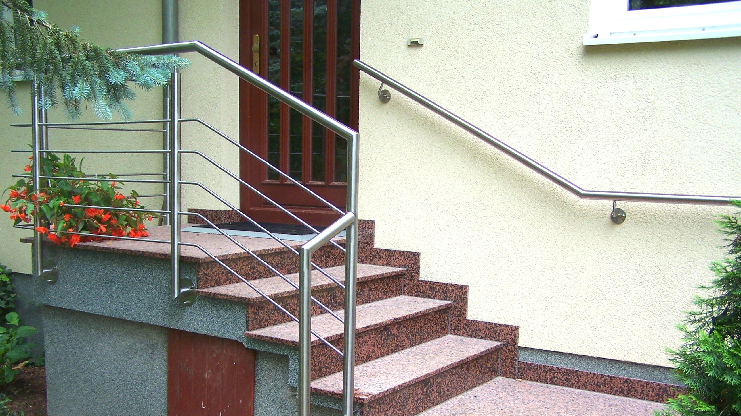 Geländer Kompakt 1 Querstab