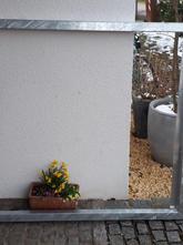 Gartentür verzinkt für eigene Füllung wa