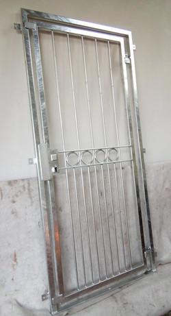 Türgitter Stahl verzinkt