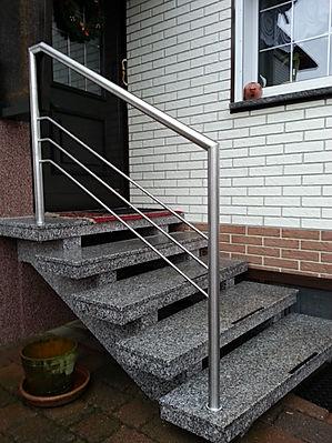 gelaender, treppenhandlauf