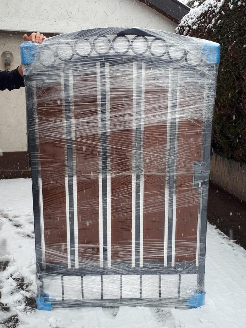 Tür Ringreihe Oberbogen Stahl-Holz 1.1.j