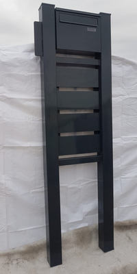 Briefkasten Anlage für Gartentür