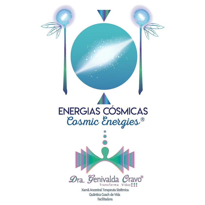 Energias Cósmicas-Cosmic Energies®️