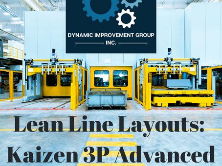 Lean Line Layouts: Kaizen 3P Advanced
