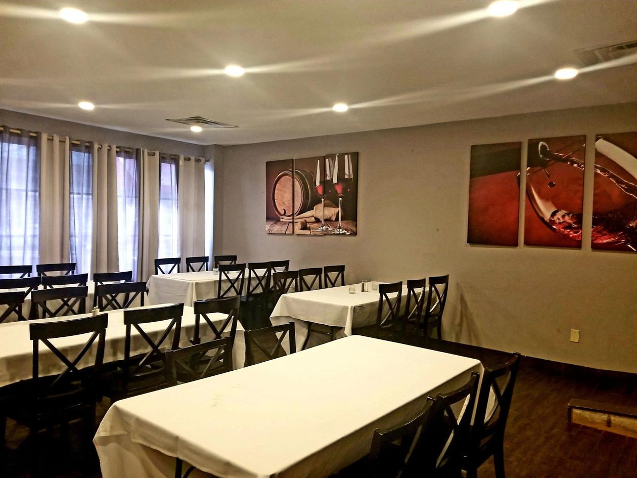 Banquet Room 2 Castiglias Italian Restaurant
