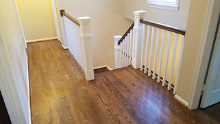 Modern Hardwood Floor Service