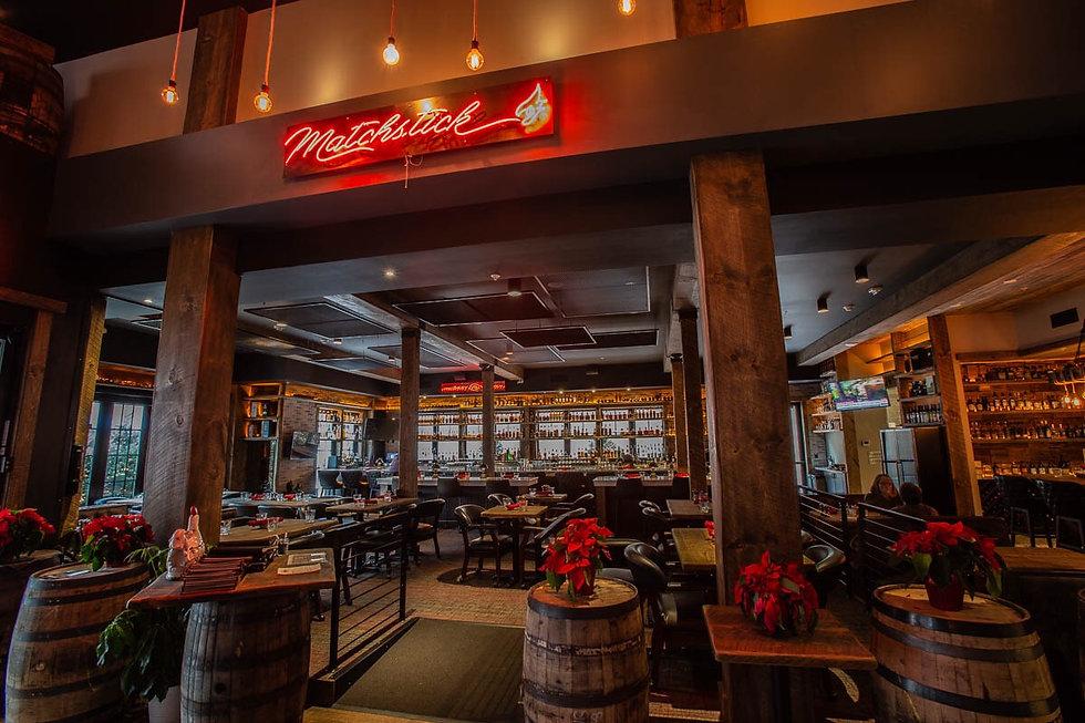 Matchstick Restaurant & Spirits Stillwater Minnesota
