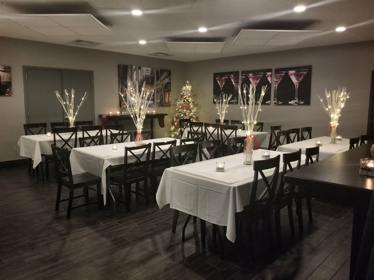 Banquet Room 1 Castiglias Italian Restaurant