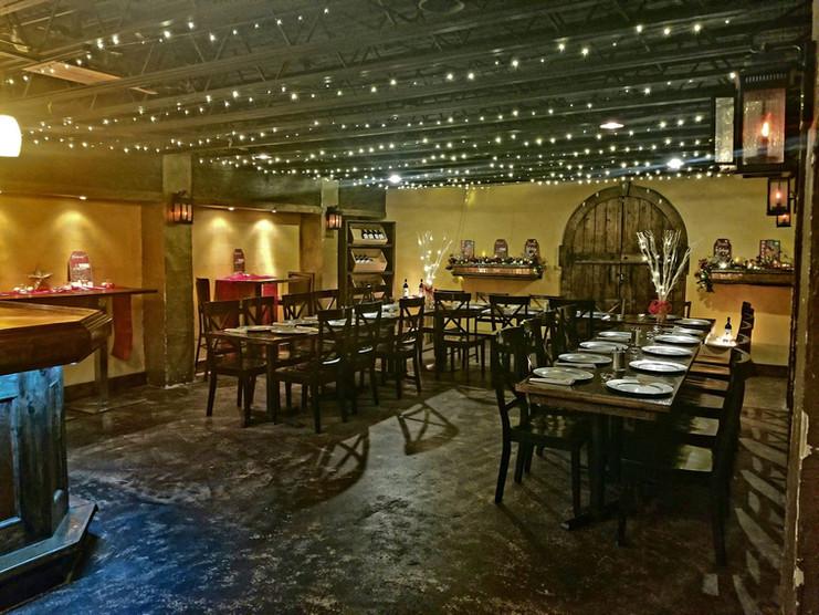 Wine Cellar Castiglias Italian Restaurant