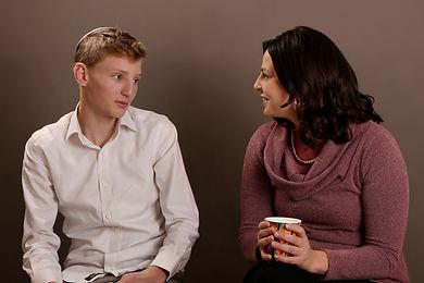 חכמולוג, קורס על התבגרות בריאה עם גליה סברסוב