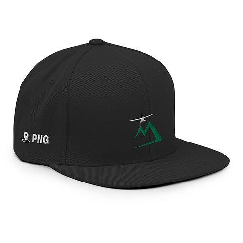 Snapback Hat- PNG