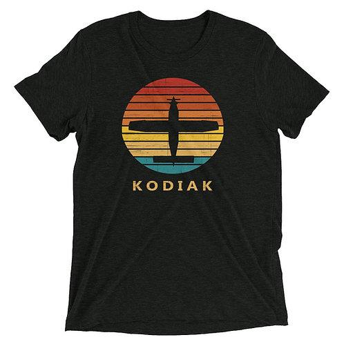 Retro Sunset Kodiak