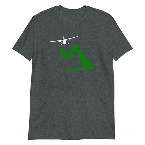 Front & Back Random Bush Location T-Shirt