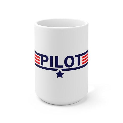 Pilot Mug 15oz