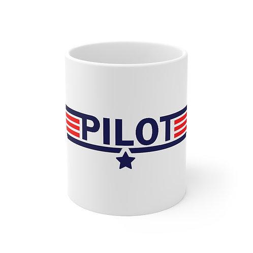 Pilot Mug 11oz