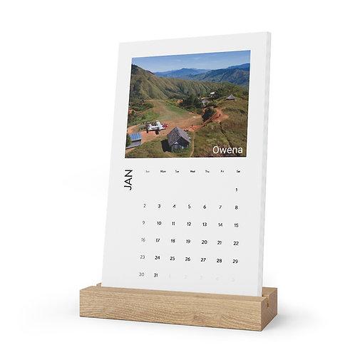 2022 Vertical Desk Calendar