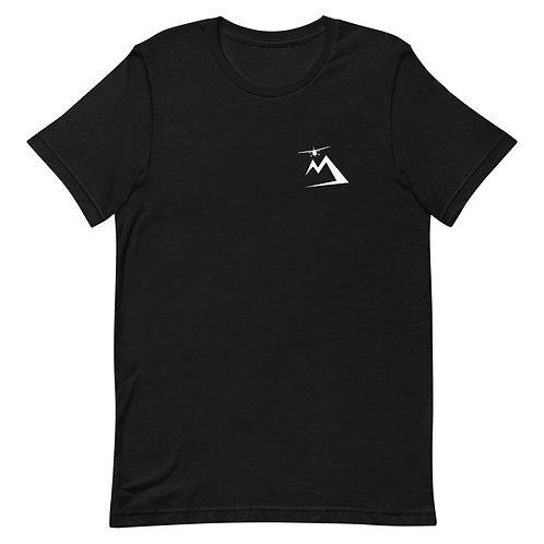 Front & Back Cut Off - Pull Off - Shut Off T-Shirt