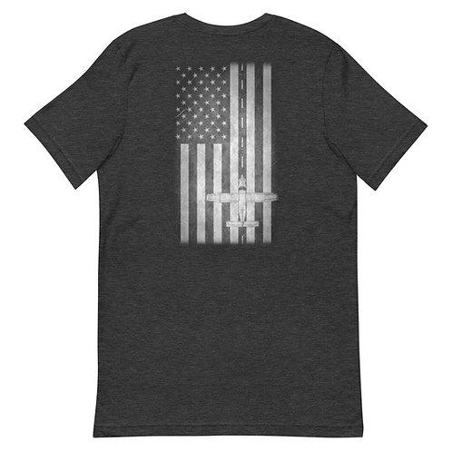American Flag Runway