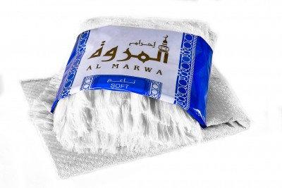 Quality Soft Towel Ihram Al Marwa