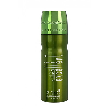 Excellent Deo Body Spray 200ml Green