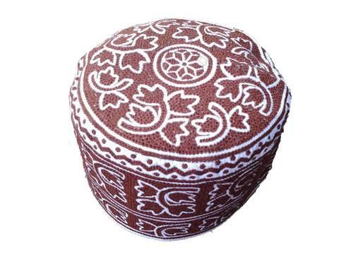 Omani Style Embroidered Hat