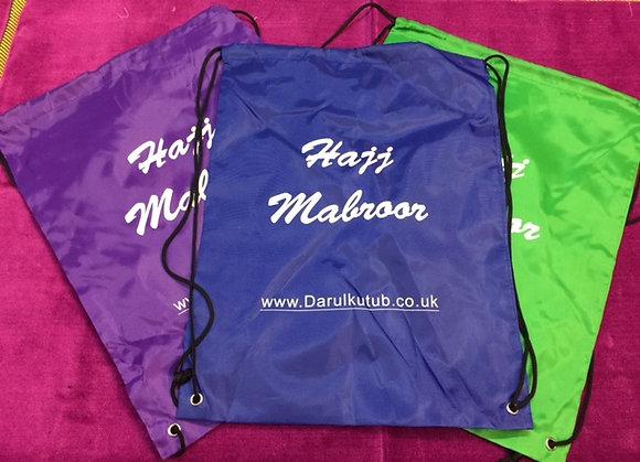 Shoe ( Chappal ) bag for Haram