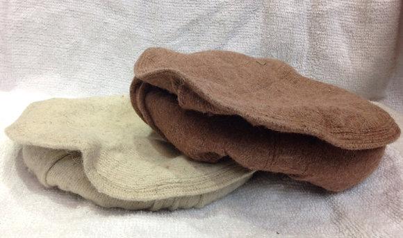 Afghan Hat: (Pakol)