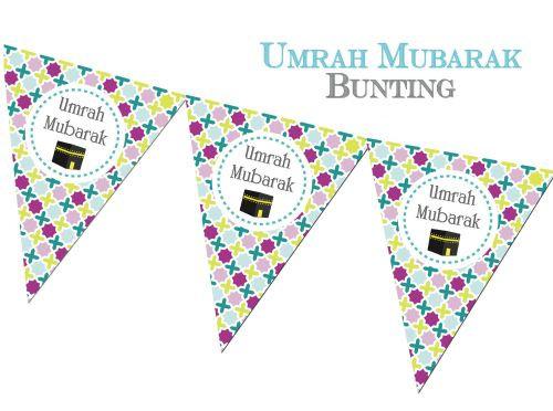 Umrah Bunting