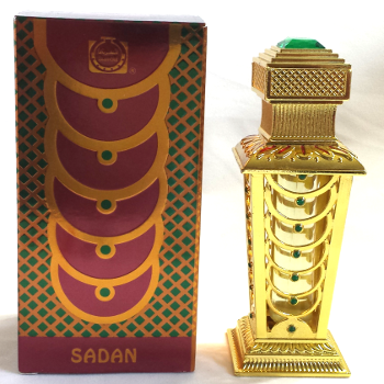Surrati Sadan Arabian Attar, Itr Fragrance Oil 12 ML
