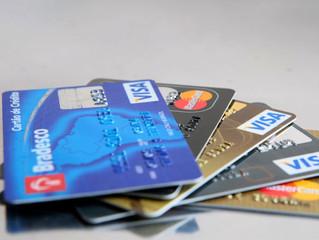 Problemas com Cartão de crédito?
