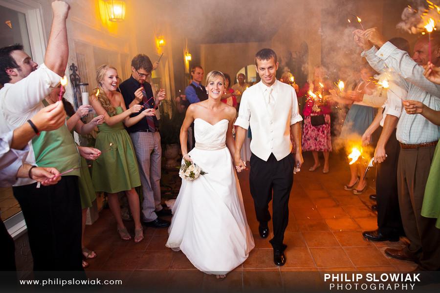couple+exit+fireworks+Philip+Slowiak+-+C