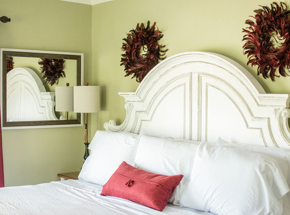 Williams Island bed