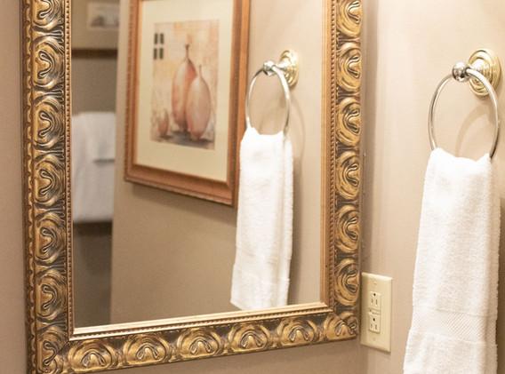 Bath mirror