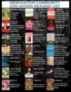 2019 Intern Reading List  BOLD.p