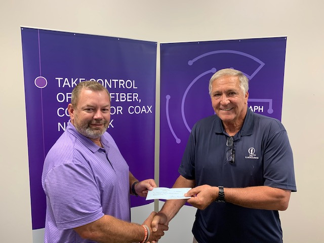CFGCSC Receives Donation