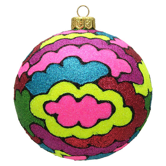 "#1655 - Thomas Glenn ""Hannah"" Ball Ornament"