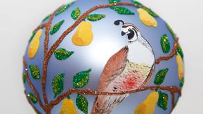 Thomas Glenn Holidays - New Ornaments Have Arrived!