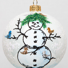 1729  - Tom's Snowman