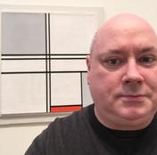 Selfie with Mondrian