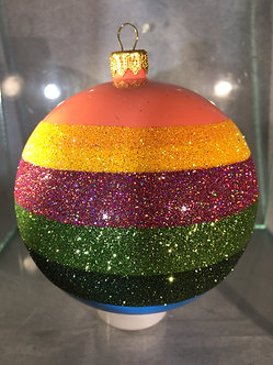 "#14-109 - Thomas Glenn ""Saloff"" Spider Saloff Ball Ornament"