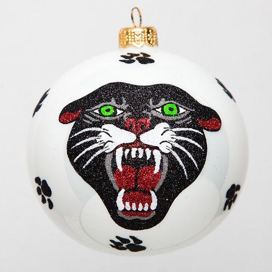 "#1756 - Thomas Glenn ""Panther"" Ornament"