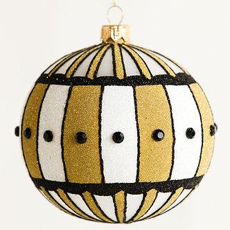 "#1851 - Thomas Glenn ""Park Avenue"" Ball Ornament"