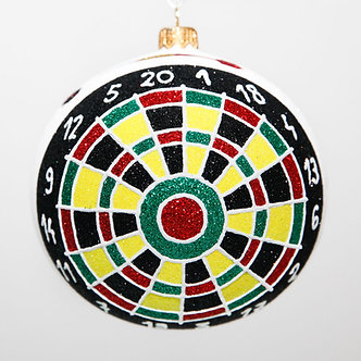 "#2003 - Thomas Glenn ""Darts"" Ball Christmas Ornament"