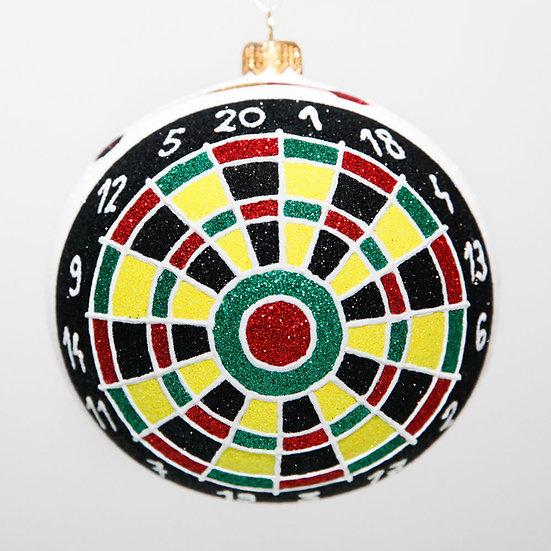 "#2003 - Thomas Glenn ""Darts"" Ball Christmas Ornament"