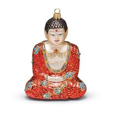 Buddha - Red