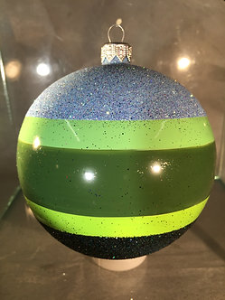 "#14-111 - Thomas Glenn ""Simone"" Nina Simone Ball Ornament"