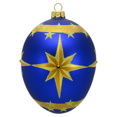 1647 - Christmas Star Egg