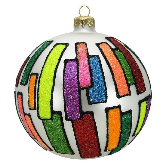"#1501 - Thomas Glenn ""True Colors"" Ball Ornament"
