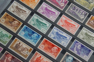 Maine Stamp Collector